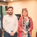 Mr.Mohsin Mughal CEO ArcoDesk With IAP Chairperson