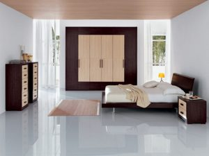 simple bedroom interior design