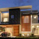 1 kanal stylish house design in australia