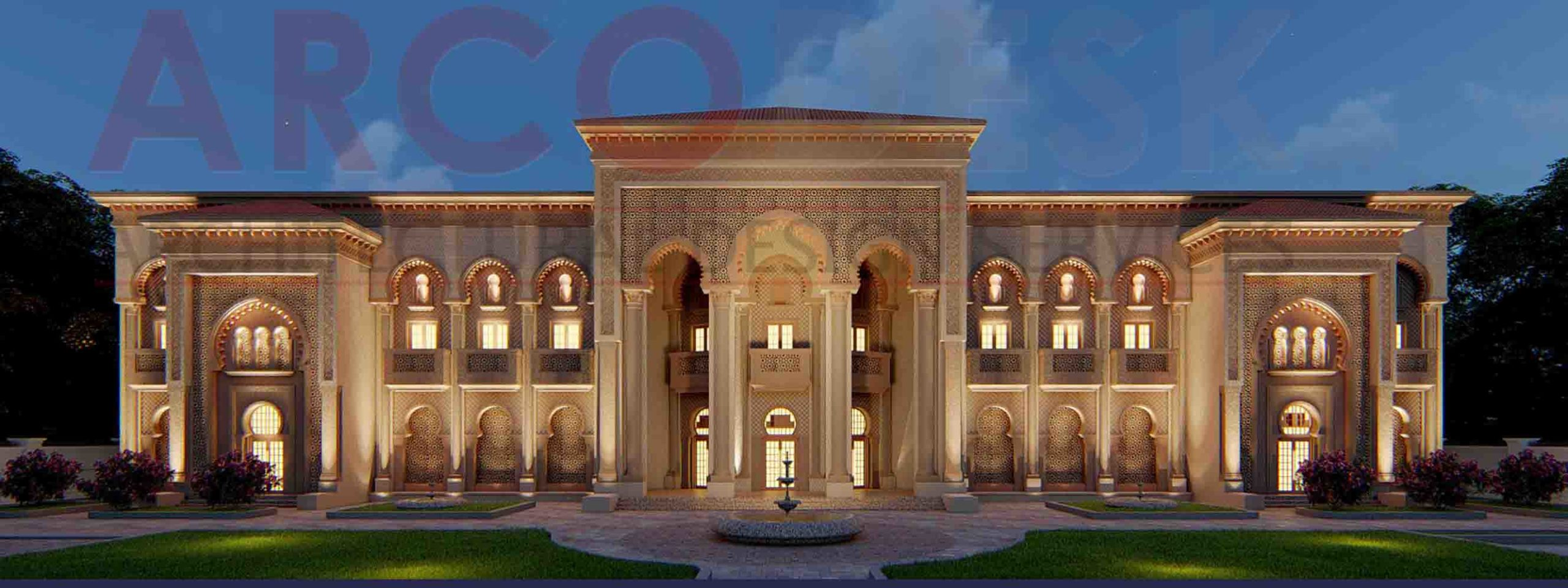 Classical Marquee Design in Islamabad