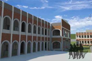 College Building Design in Sialkot