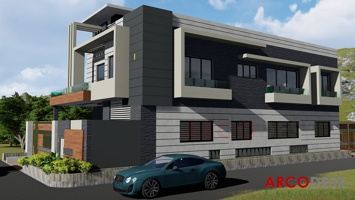 House Design in G14 Islamabad