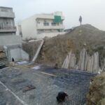 Modern House Construction at Sector D 12 Islamabad