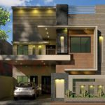 Modern House Design in Gulbeg Green Islamabad