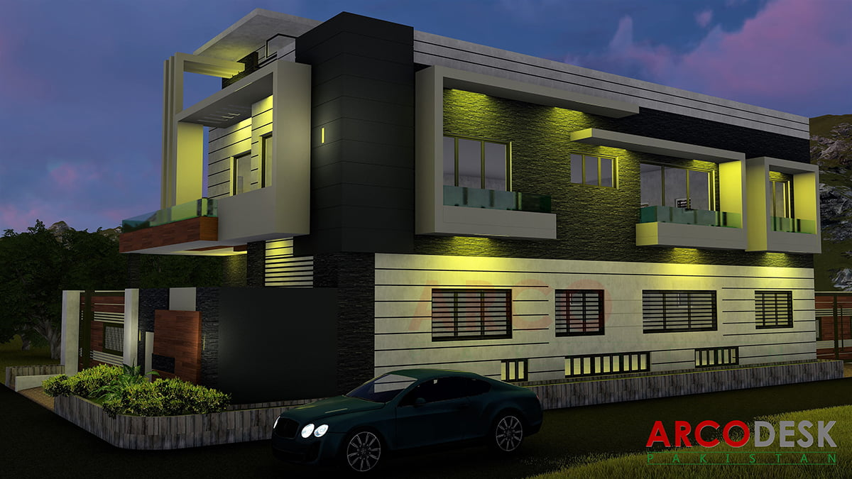 Modern House in G14 Islamabad
