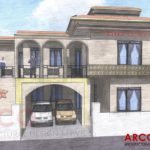 Residence Proposal in Rahwali Gate Gujranwala