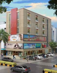 commercial mix used plaza in lahore