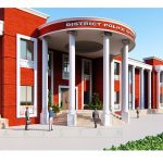 District Police Office Design Proposal In Narowal by ArcoDesk Pakistan