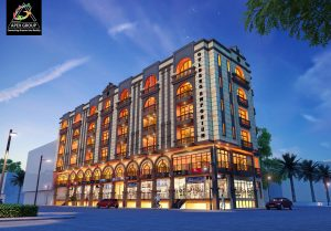 Gulberg Emporium Mall and Residency in Gulberg Green Islamabad