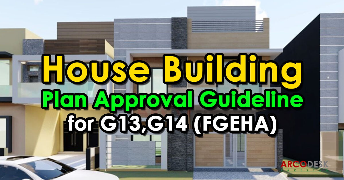 House Building Plan Approval Guideline for G13, G14 (FGEHA)