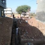 Foundation Work of 7 Marla House Construction at Sector G13 Islamabad