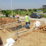 Regular Construction Site Visit By Team ArcoDesk Pakistan (2)