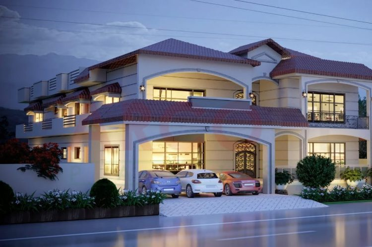 2 Kanal Stylish Spanish Villa at G11 Islamabad