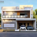 10 Marla (35x70) Modern House Design at Multi Garden MPCH B17 Islamabad