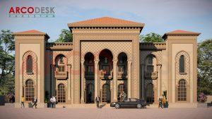 Classical Marquee Design at Sillanwali Sargodha