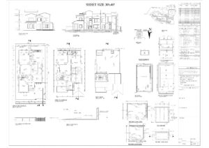 DHA Islamabad Building Plan Approval Submission Sample 300x212