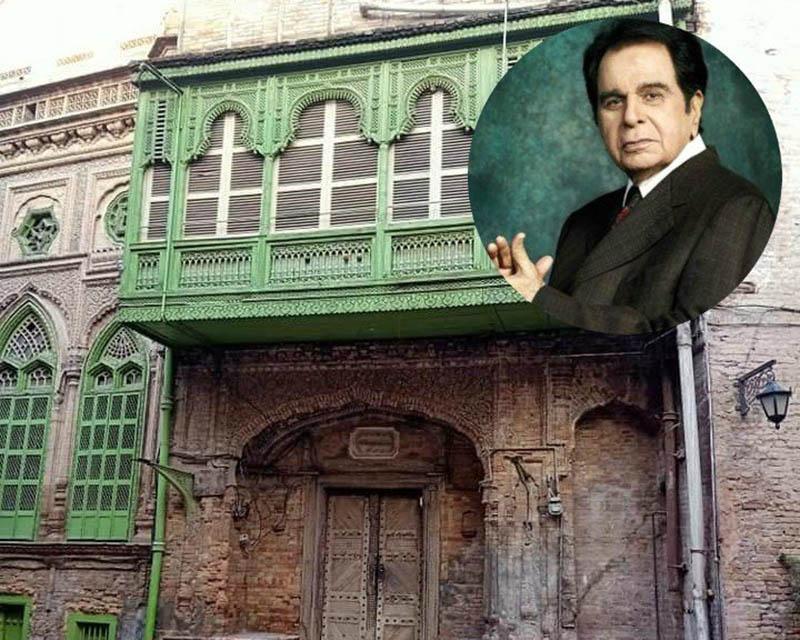 Daleep Kumar House In Peshawar